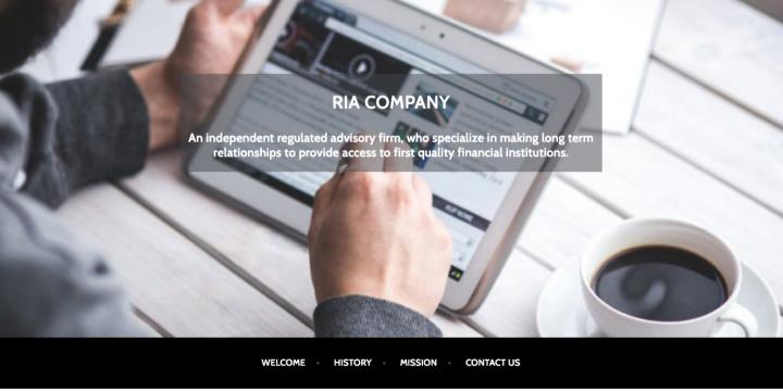 RIA Company
